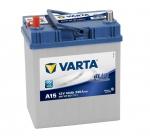 AKUMULATOR 40AH L+ 330A BLUE DYNAMIC VARTA 187X127X227 533059 -