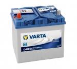 AKUMULATOR 60AH L+ 540A BLUE DYNAMIC VARTA 232X173X225 533084 -