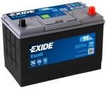 AKUMULATOR 95AH D+ 720A EXCELL EXIDE 306X173X222 - 100AH (ZA JAP