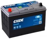 AKUMULATOR 95AH L+ 720A EXCELL EXIDE 306X173X222 - 95AH (ZA JAPO