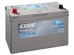 AKUMULATOR 95AH L+ 800A PREMIUM EXIDE 306X173X222 - 95AH (ZA JAP