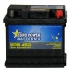 AKUMULATOR AH45 D+ 400A EURO POWER BATTERIES 207X175X190 533388