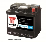 AKUMULATOR AH45 L+ 400A (057) YUASA 238X129X223 45AH