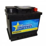AKUMULATOR AH52 D+ 470A EURO POWER BATTERIES 207X175X190 533391