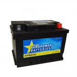 AKUMULATOR AH53 D+ 470A EURO POWER BATTERIES 242X175X175 533392