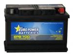 AKUMULATOR AH70 D+ 640A EURO POWER BATTERIES 278X175X190 533457
