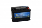AKUMULATOR AH74 D+ 680A EURO POWER BATTERIES 278X175X190 534472
