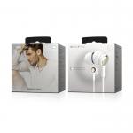 BOROFONE Slušalke Lightmelody BM12 barva bele