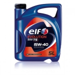 ELF EVOLUTION 500 TS 15W40 5L MOTORNO OLJE