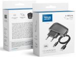 Hišni polnilec Blue star - 2A plug + micro USB kabel