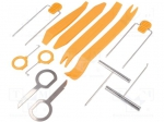 Set demontažnih ključev Komplet - 65.222