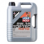 LIQUI MOLY TOP TEC 4310 0W30 5L MOTORNO OLJE