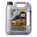 LIQUI MOLY TOP TEC 6200 0W20 5L MOTORNO OLJE