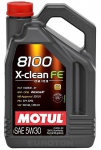 MOTUL 8100X-CLEAN FE 5W30 5L MOTORNO OLJE + DARILO MOTUL TEKOČIN