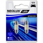 NEOLUX ŽARNICA LED 4052899477278 LED NF6431CW-02B 0.5W 12V SV8.5