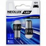 NEOLUX ŽARNICA LED 4052899477476 LED P21/5W NP2260CW-02B 1.2W 12