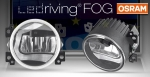 OSRAM LED FOG 101 BK 12V 5X1 UNP - LED MEGLENKAI - LED FOG LIGHT
