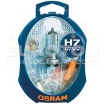 OSRAM ŽARNICA H7 12V W SOTRIMENT REZERVNA GARNITURA 405030087637