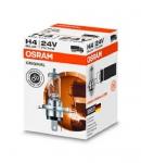 OSRAM ŽARNICA H4 24V 75/70W KARTON 1/1 STANDARD 4050300016542 OS