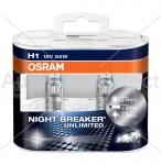 OSRAM ŽARNICA H1 12V 55W DUOBOX 2/1 NIGHT BREAKER® UNLIMITED 405