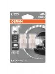 OSRAM ŽARNICA LED 1,7W 12V BAY15D - HLADNO BELA 6000K 4052899519