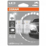 OSRAM ŽARNICA LED 1,7W 12V W3X16Q - HLADNO BELA 6000K 4052899520