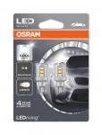 OSRAM ŽARNICA LED 1,8W 12V W2.1X9.5D - HLADNO BELA 6000K 4052899
