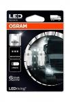 OSRAM ŽARNICA LED 1W 24V W2.1X9.5D - HLADNO BELA 6000K 400832187