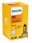 PHILIPS ŽARNICA H4 PREMIUM VISION C1 1/1 49099560 12V 60/55W P43