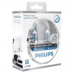 PHILIPS ŽARNICA H7 WHITEVISION SM 2/1 + 2X W5W 78888728 12V 55W