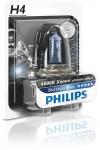 PHILIPS ŽARNICA H4 BLUE VISION MOTO B1 1/1 36231230 12V 60/55W P