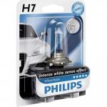 PHILIPS ŽARNICA H7 WHITEVISION B1 37160430 12V 55W PX26D BLISTER