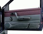 Podstavki za zvočnike FIAT Punto (1) - antracit