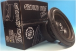 SUBWOOFER GROUND ZERO RADIOACTIVE GZRW 12D2