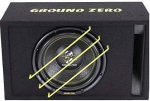 Subwoofer Ground Zero GZRB 30SPL