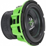 Subwoofer Ground Zero GZHW 25SPL-GREEN EDITION