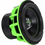 Subwoofer Ground Zero GZHW 30SPL-GREEN EDITION