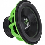 Subwoofer Ground Zero GZHW 38SPL-GREEN EDITION
