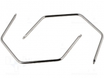 Vilice za demontažo avtoradia - Opel