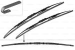 BOSCH 777 METLICA BRISALCA TWIN 801, 600/530mm,