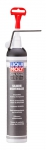 LIQUI MOLY BLACK SILICONE SEALING 200ML TESNILO ČRNO Temperaturn