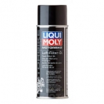 LIQUI MOLY MOTORBIKE AIR FILTER OIL 400ML OLJE ZA ZRAČNI FILTER