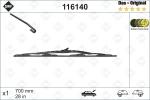 SWF METLICA BRISALCA - STANDARD FOR TRANSIT 00- 700mm SWF