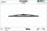 VALEO METLICA BRISALCA SILENCIO VM37 AUDI A3 03-, A4 avan